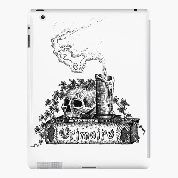 Fundas Para Dispositivos Grimorio Redbubble He is a very wise man with an obsession for all kinds of magic and does not see people based on their social standings. redbubble