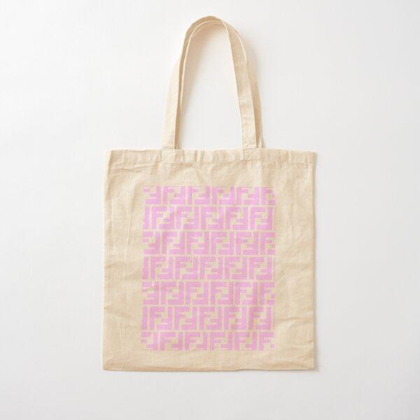 Logo Monogram Fendi Rose Tote bag classique