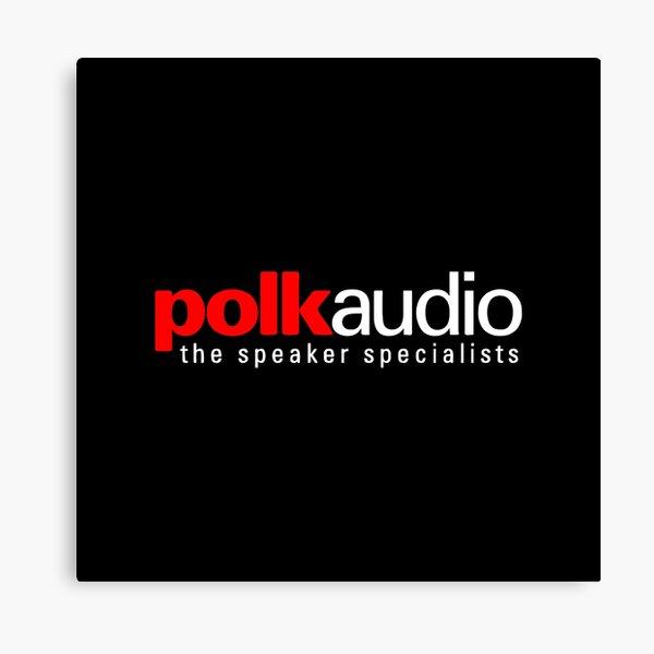 Best Selling - Polk Audio Logo Canvas Print