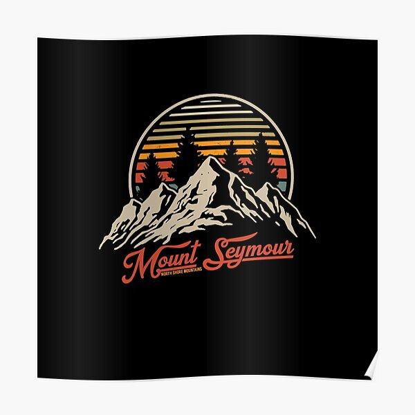 Mount Seymour Poster