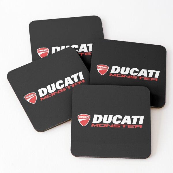 BEST TO BUY - Ducati Monster Coasters (Set of 4)
