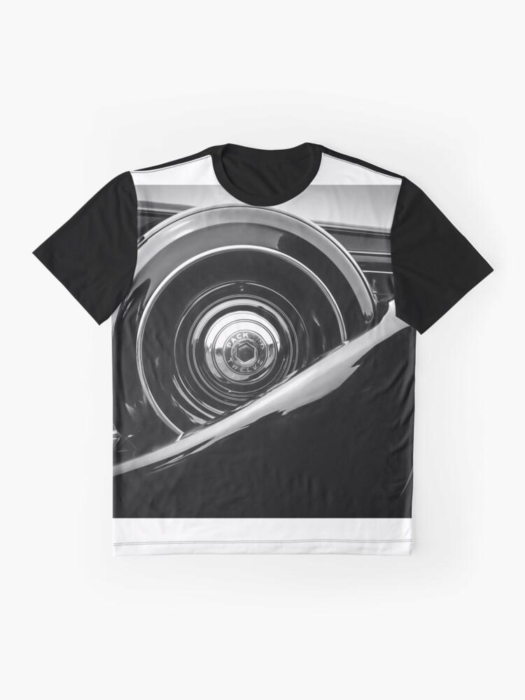 Alternate view of Packard Twelve Graphic T-Shirt