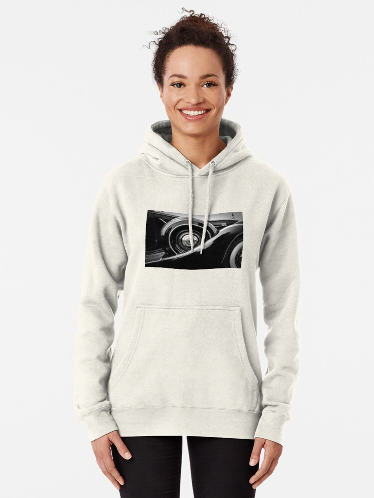 Alternate view of Packard Twelve Pullover Hoodie