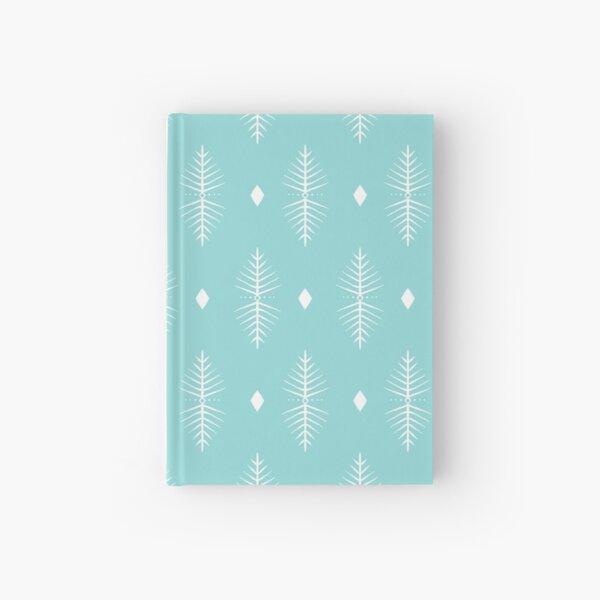 Geometric Diamond Pattern  Hardcover Journal