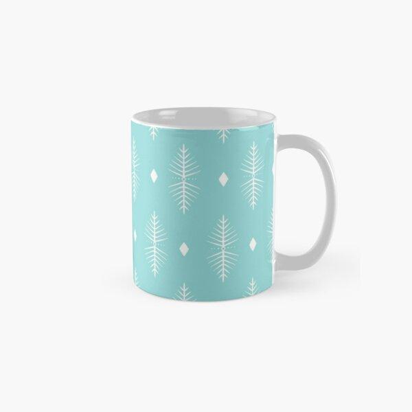 Geometric Diamond Pattern  Classic Mug