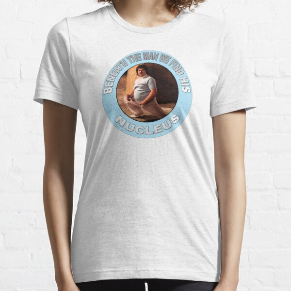 NUCLEUS BENEATH THE CLOTHES Essential T-Shirt