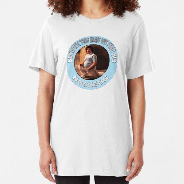 NUCLEUS BENEATH THE CLOTHES Slim Fit T-Shirt