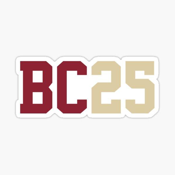 Boston College - BC Eagles - Chestnut Hill Sticker