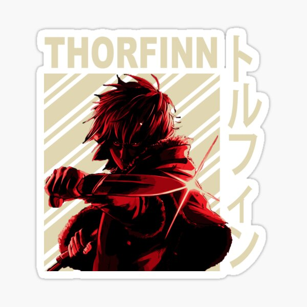 Thorfinn Karlsefni - Vintage Art Sticker