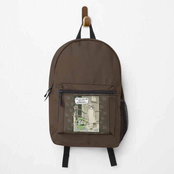 Yep, It's Rosie (Playful Art) Backpack