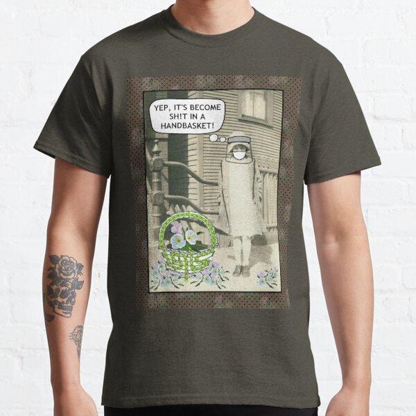 Yep, It's Rosie (Playful Art) Classic T-Shirt