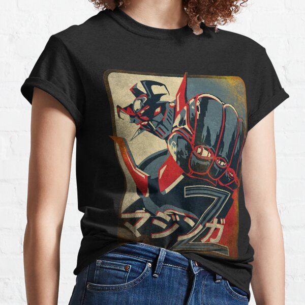 Mazinger Z Camiseta clásica