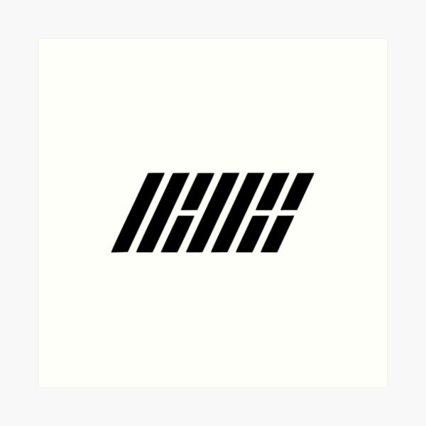 Best Selling - iKon Logo Art Print
