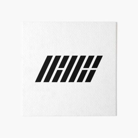 Best Selling - iKon Logo Art Board Print