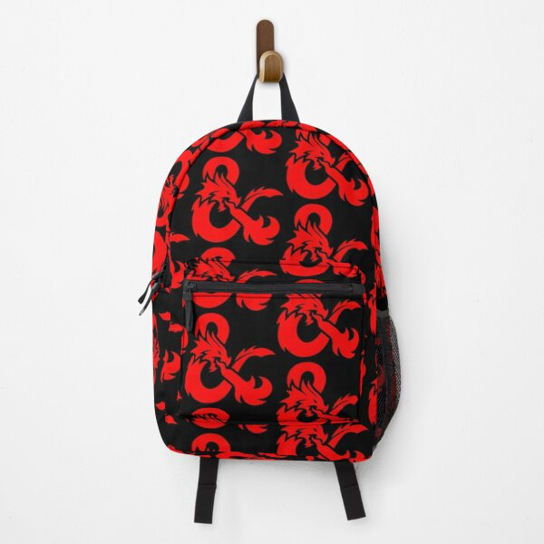 Dungeons & Dragons Logo Backpack