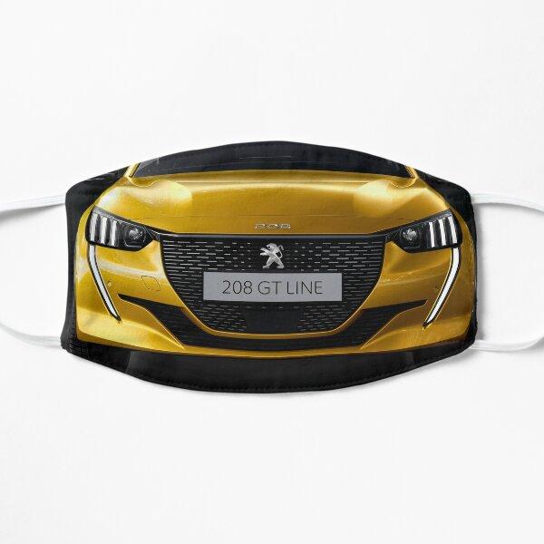 Peugeot 208 GT line face avant Masque sans plis