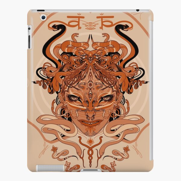 Orange iPad Snap Case