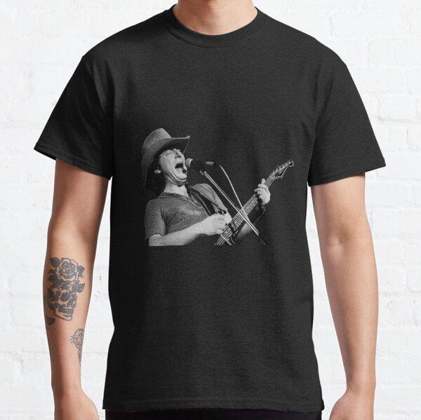 Jerry Jeff Walker Rip einfaches Hemd Classic T-Shirt