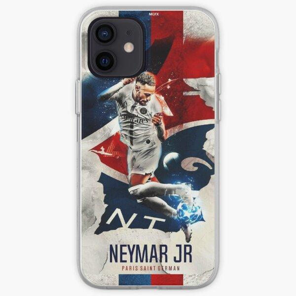 "NEYMAR JR ""SIGNATURE"" - COQUE POUR TELEPHONE Coque souple iPhone"