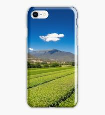 Tea in the Valley iPhone Case/Skin