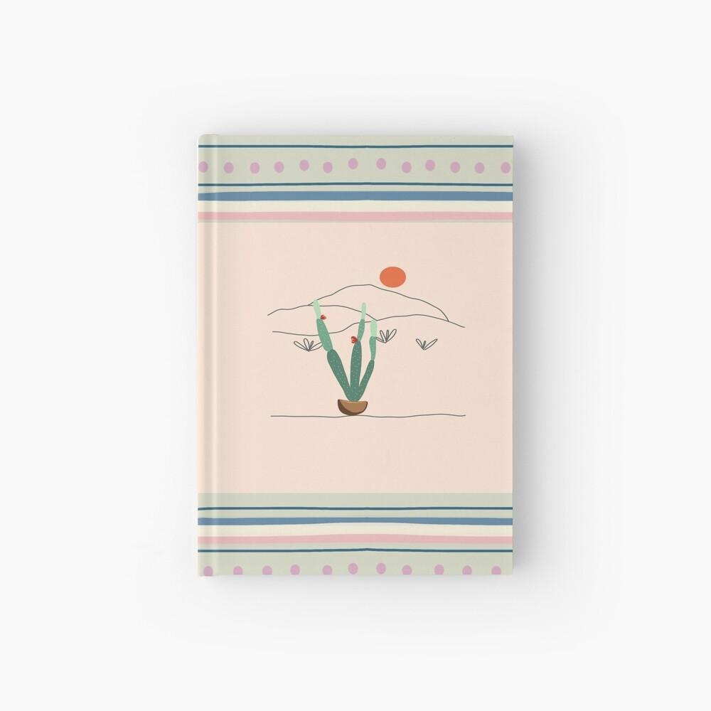 Desert Dots III Hardcover Journal