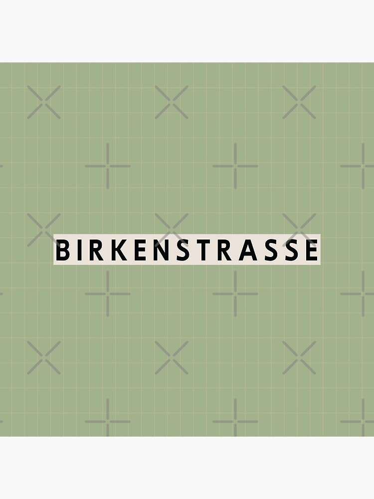 Birkenstraße Station Tiles (Berlin) by in-transit