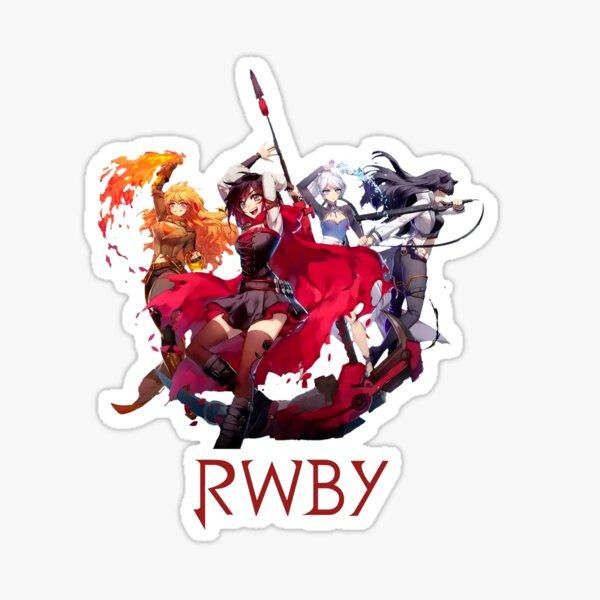 TEAM RWBY VOLUME 6 Sticker