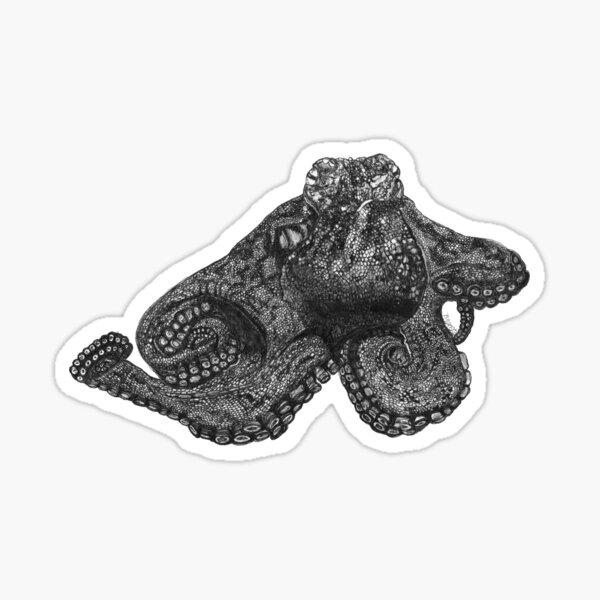 Paul the Octopus Sticker