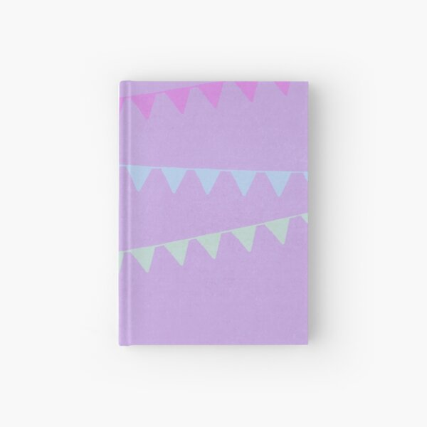 SOFT AND SWEET BANNER Hardcover Journal