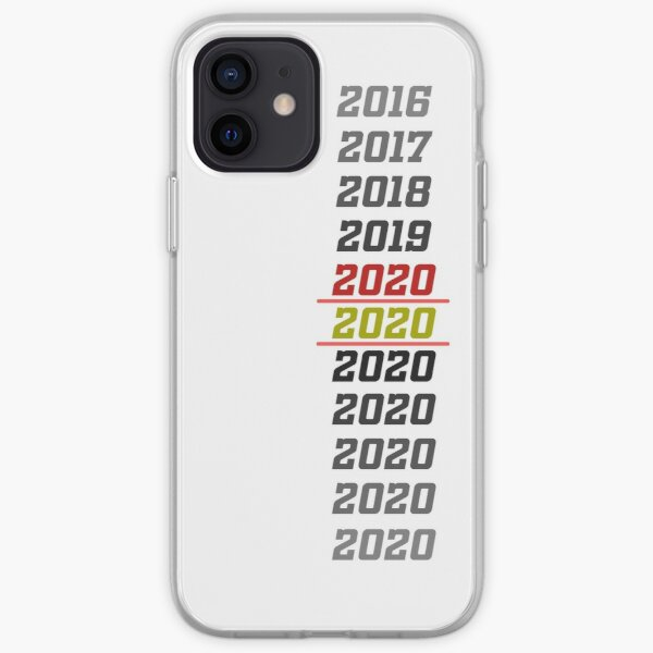2020 will never end iPhone Soft Case