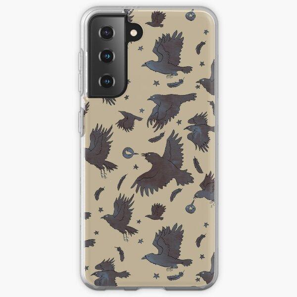 Flight of Ravens Samsung Galaxy Soft Case