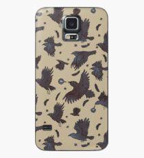 Flight of Ravens Case/Skin for Samsung Galaxy