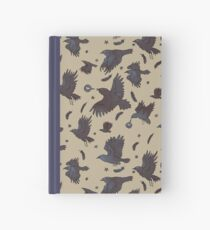 Flight of Ravens Hardcover Journal
