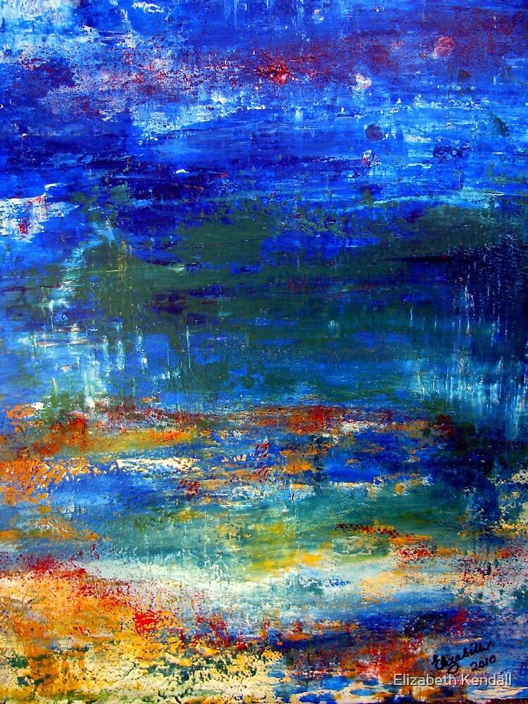 It is wet by Elizabeth Kendall
