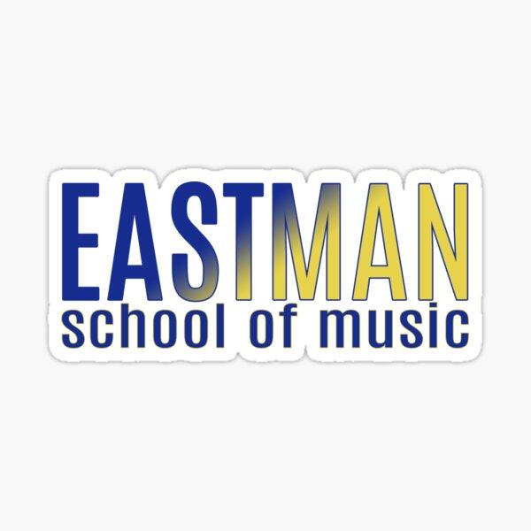 Eastman (gradient) Sticker