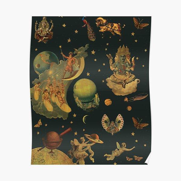 Mellon Collie Buddha cover art Poster