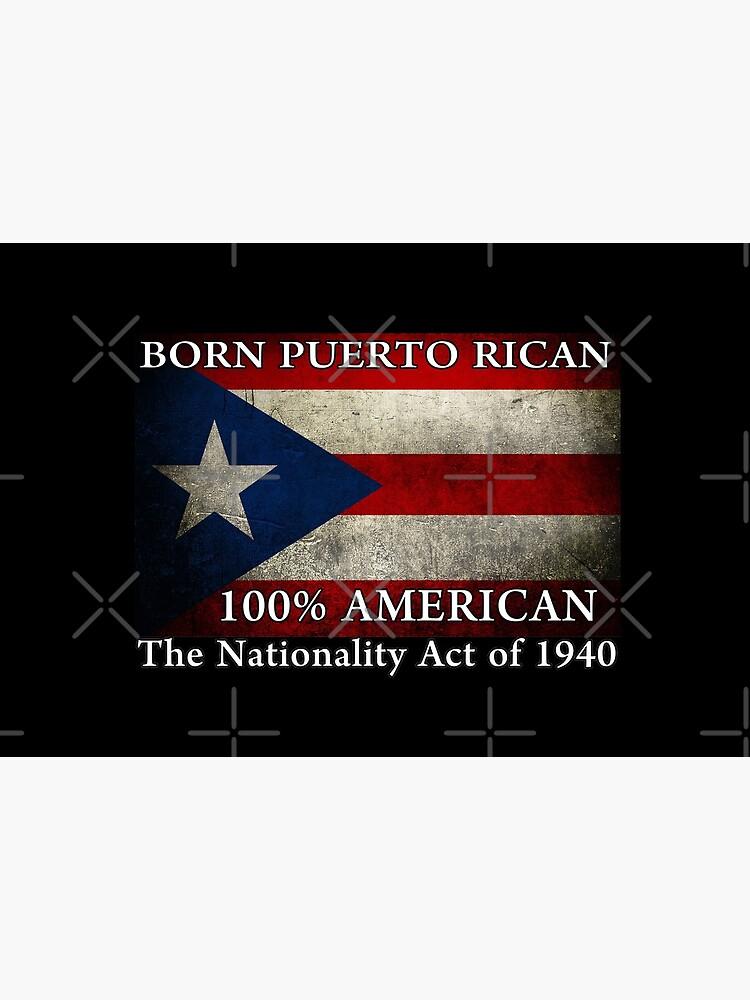 Born Puerto Rico Design by Mbranco