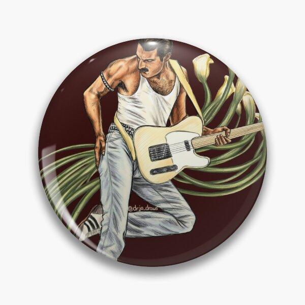 The Marvelous Mr. Mercury Pin