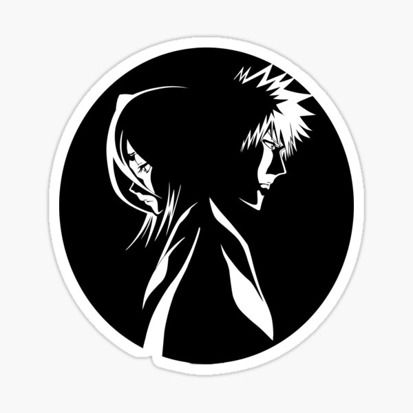 Ichigo And Rukia Sticker