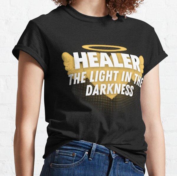 Healer, Epic Gamer, For Gamers Classic T-Shirt