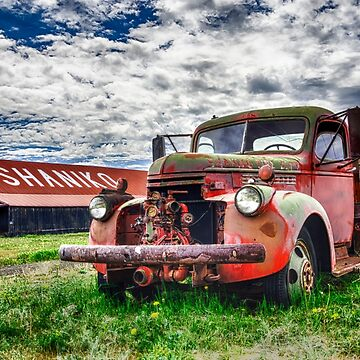 Shaniko Fire Truck by Zigzagmtart