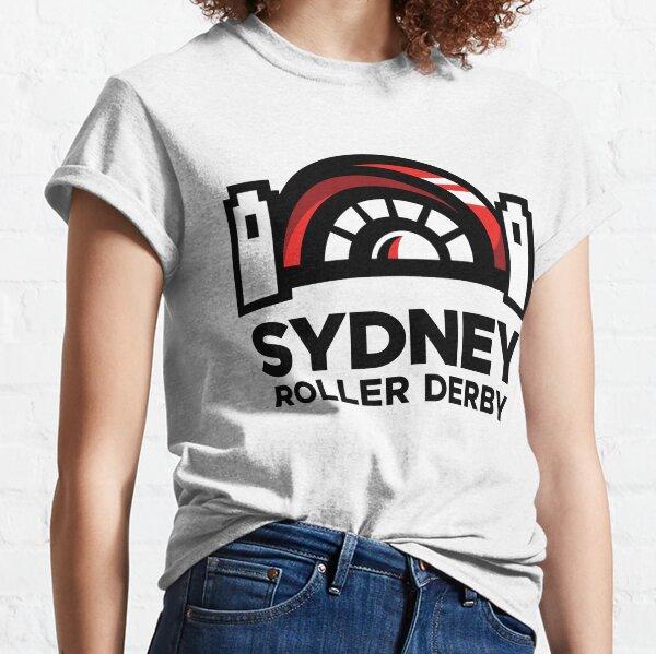 Sydney Roller Derby Logo Classic T-Shirt
