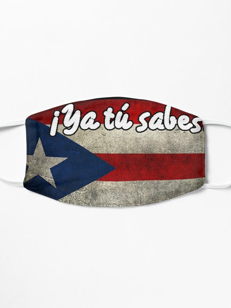 Alternate view of Ya tu sabes! Design Mask
