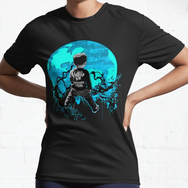 The Day The Earth Stood Still Active T-Shirt