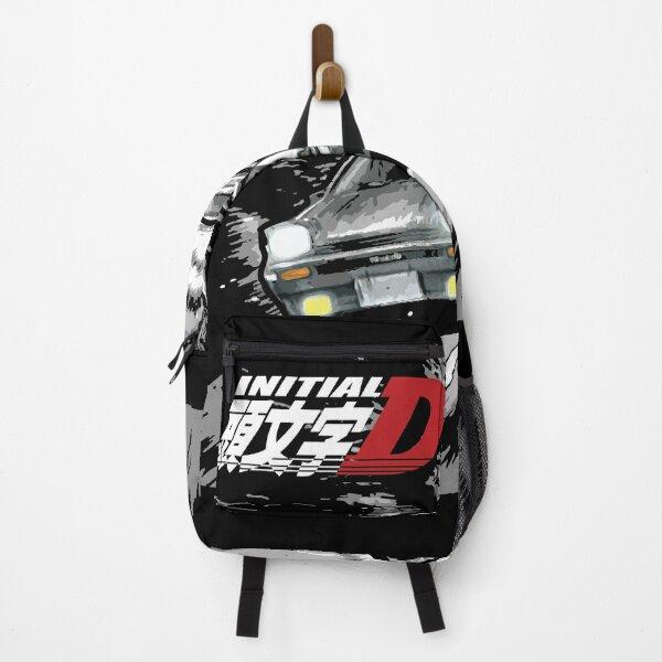 Initial D - Mountain Drift Racing Tandem AE86 vs EVO 6 Backpack