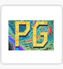 PG13 Sticker