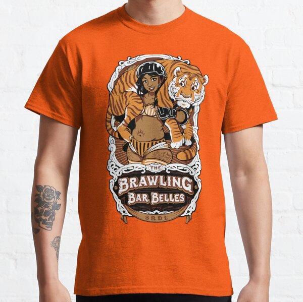 SRDL Brawling Bar Belles Classic T-Shirt