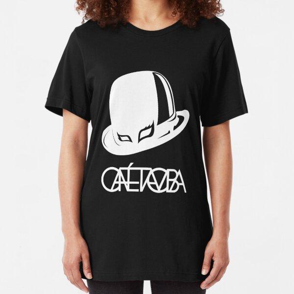Cafe Tacvba Shirt Slim Fit T-Shirt