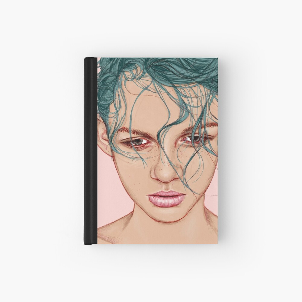 Swim Hardcover Journal