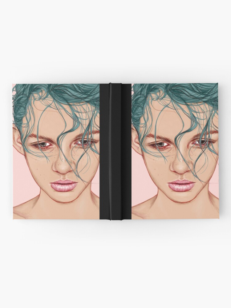 Alternate view of Swim Hardcover Journal
